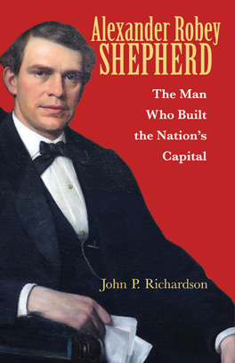 Cover of 'Alexander Robey Shepherd'