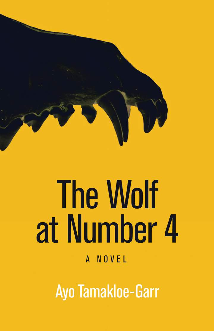 Cover of 'The Wolf at Number 4'