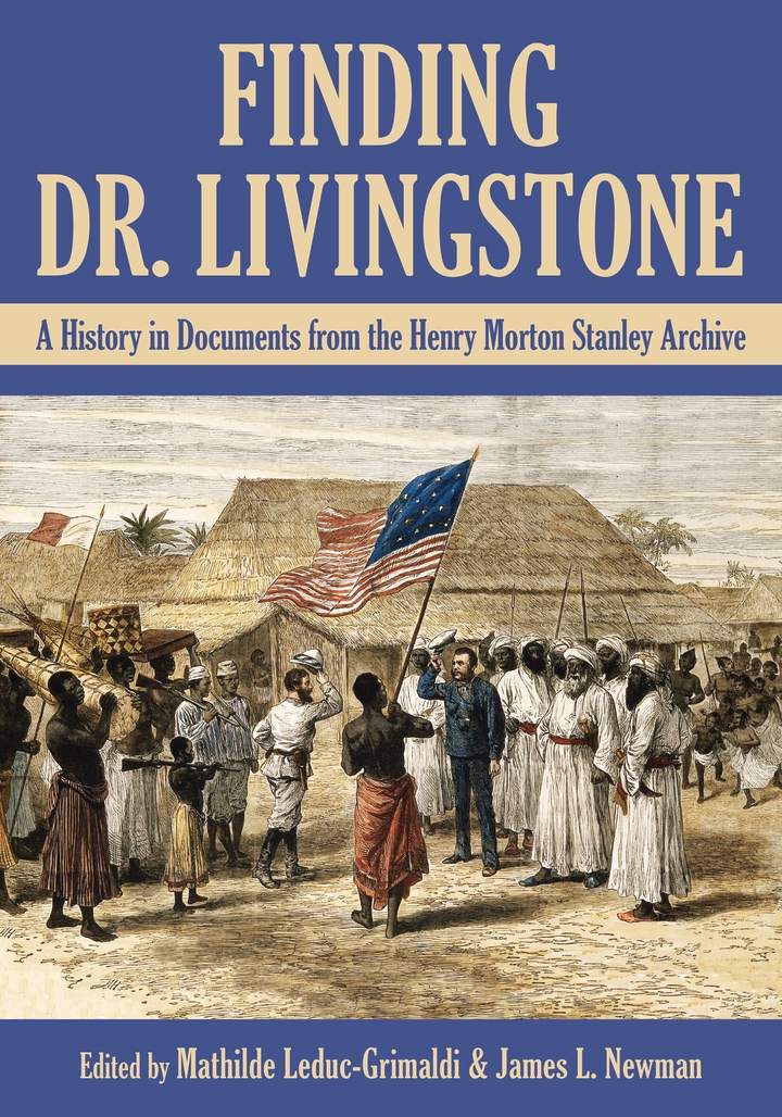 Cover of 'Finding Dr. Livingstone'