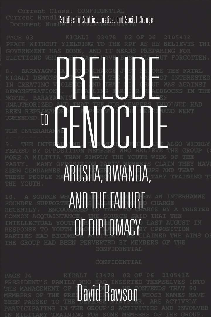 Cover of 'Prelude to Genocide'