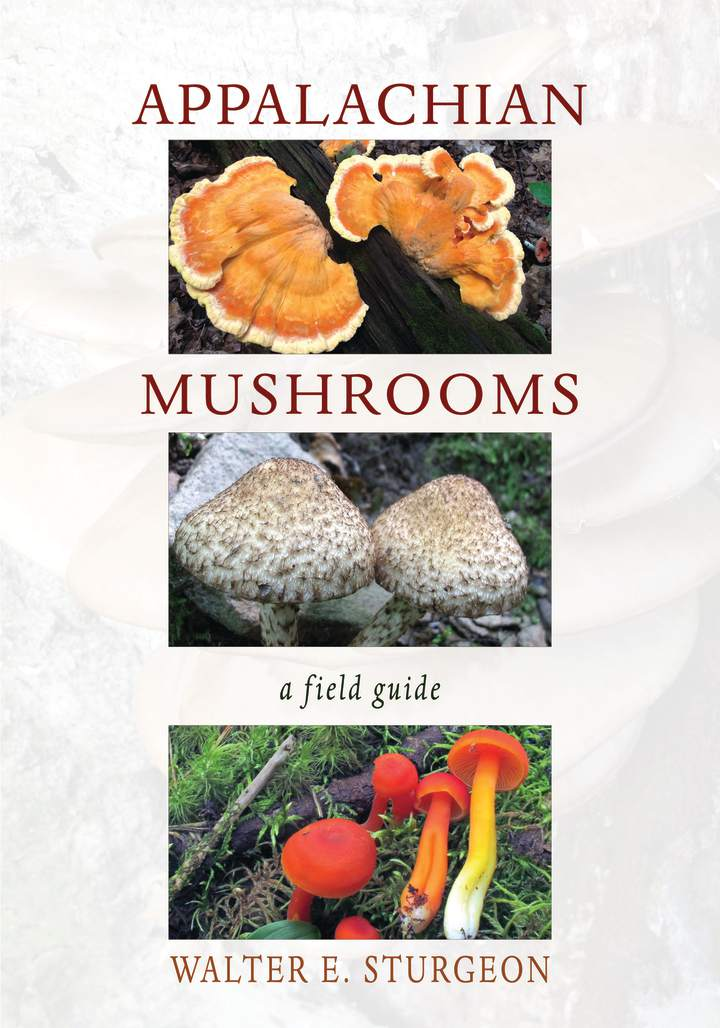 Cover of 'Appalachian Mushrooms'