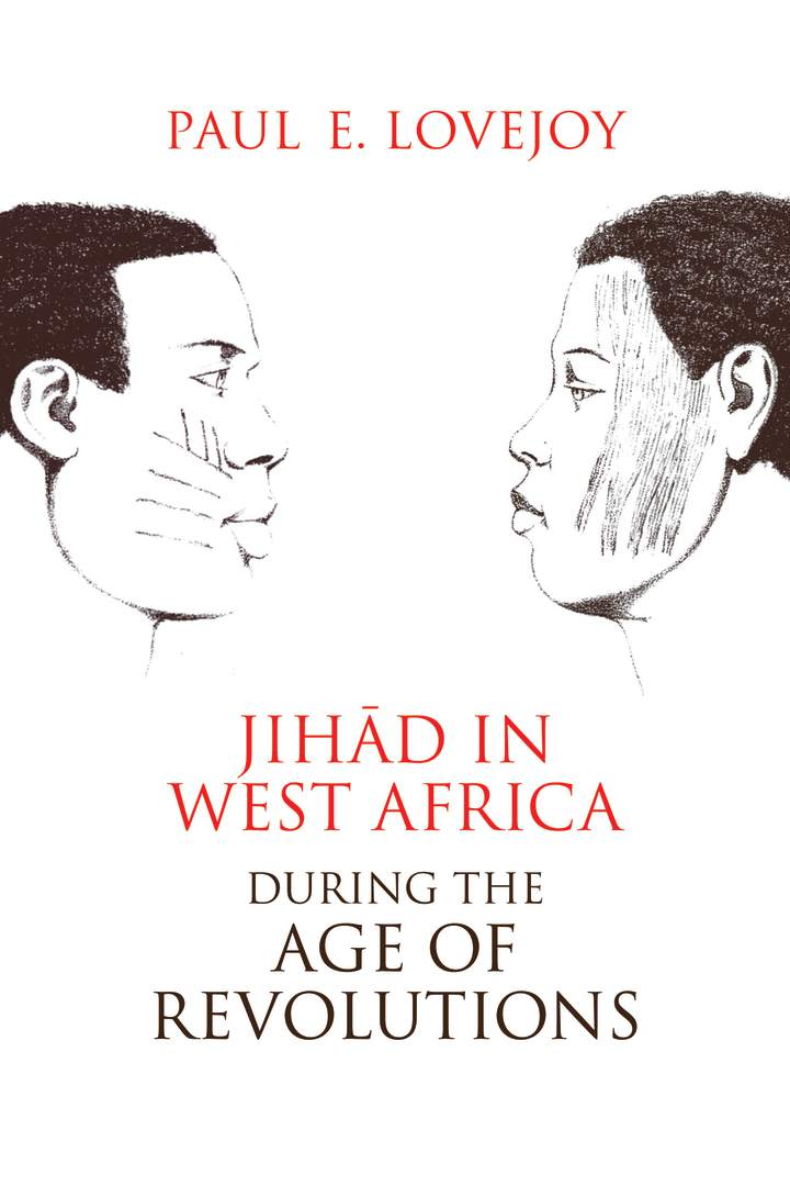 Cover of 'Jihād in West Africa during the Age of Revolutions'