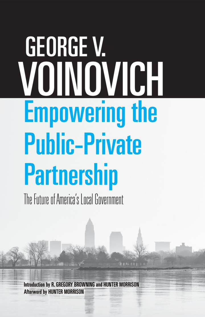 Cover of 'Empowering the Public-Private Partnership'