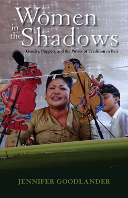 Cover of 'Women in the Shadows'