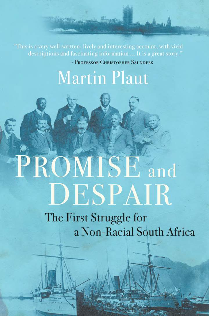 Cover of 'Promise and Despair'