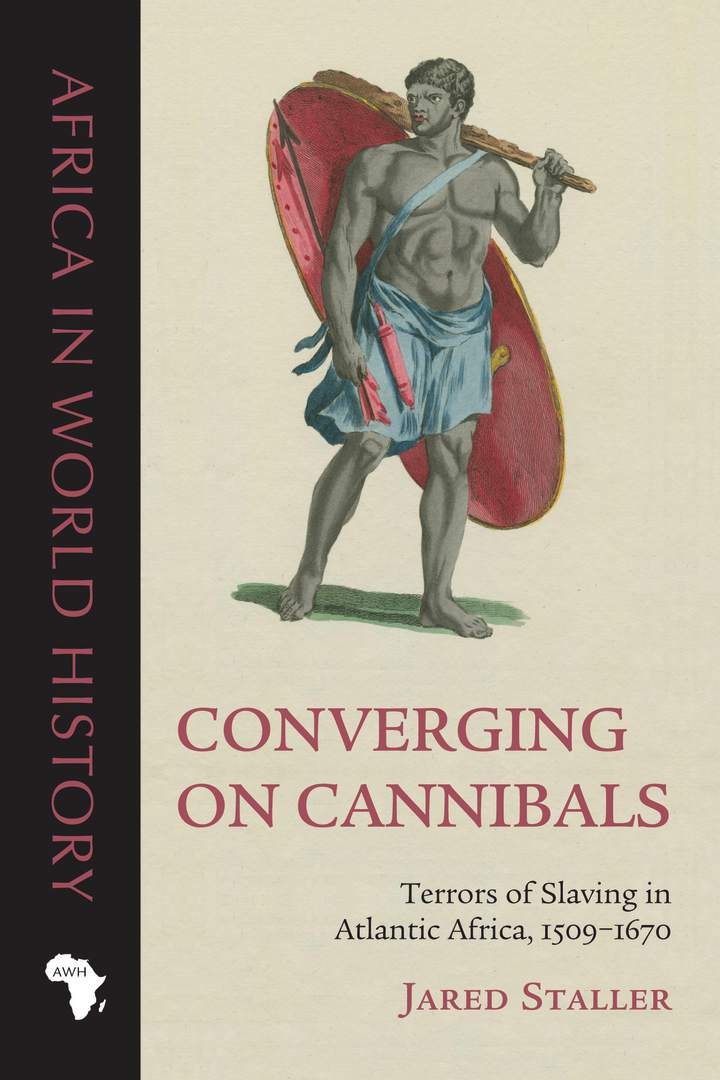 Cover of 'Converging on Cannibals'