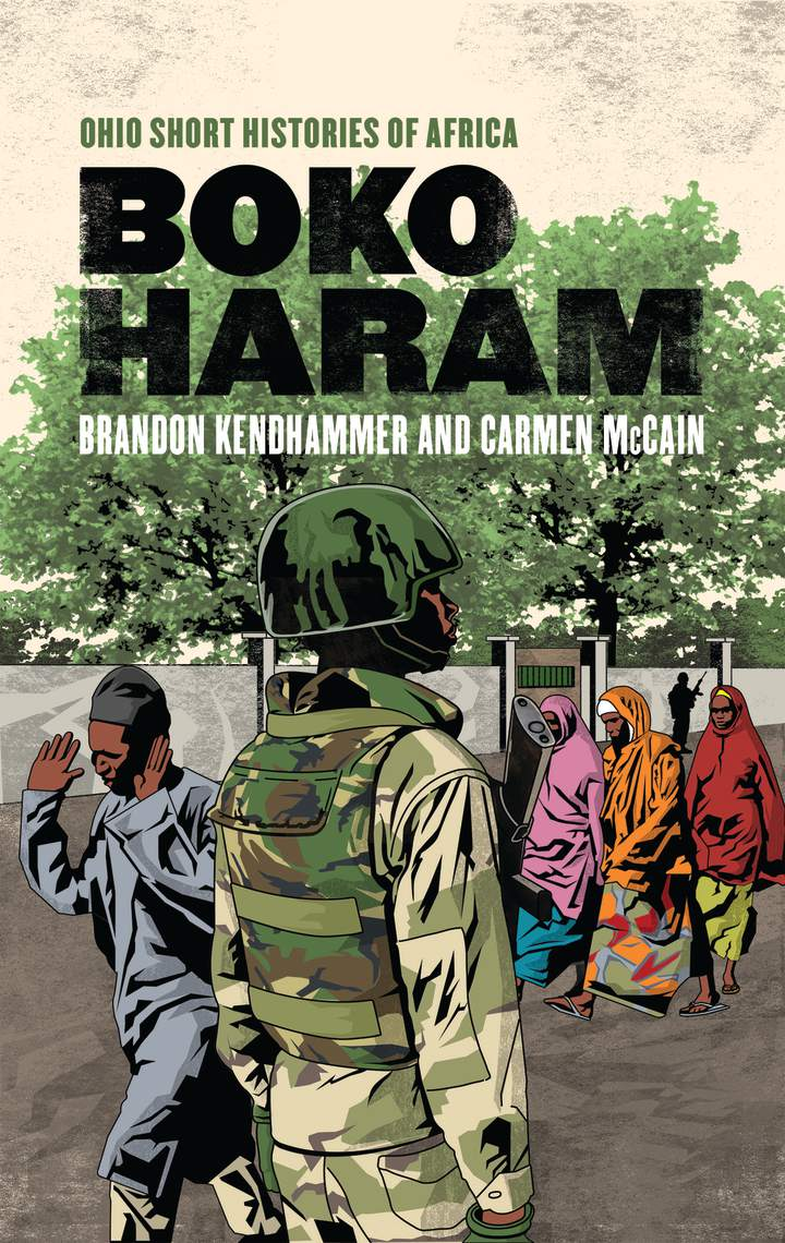 Cover of 'Boko Haram'