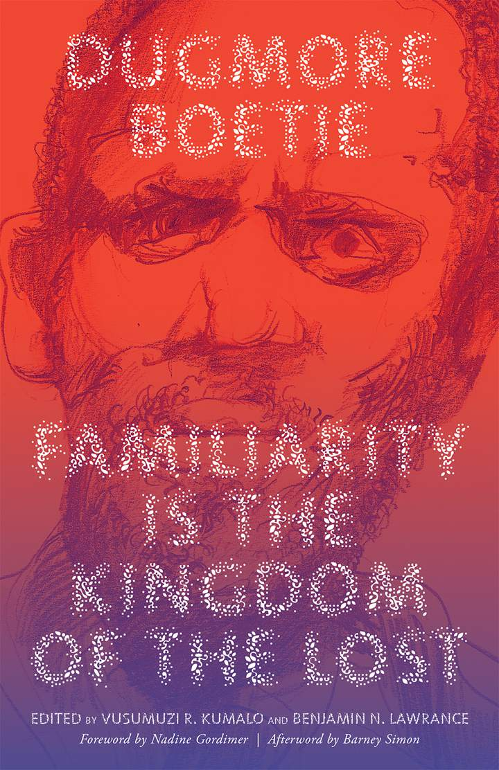 Cover of 'Familiarity Is the Kingdom of the Lost'