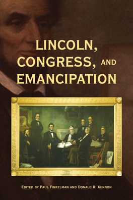 Cover of 'Lincoln, Congress, and Emancipation'