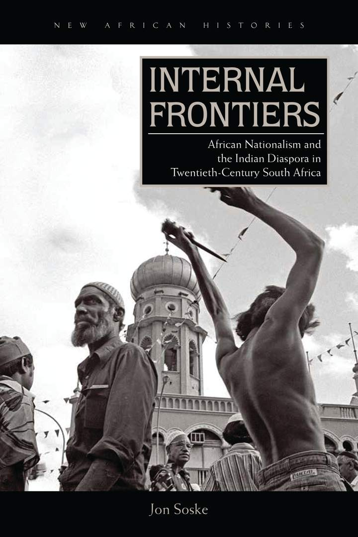 Cover of 'Internal Frontiers'