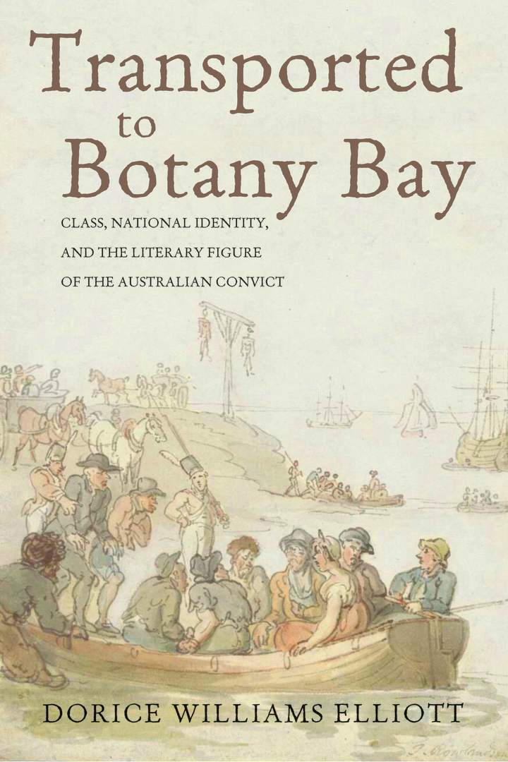 Cover of 'Transported to Botany Bay'