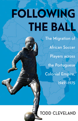 Cover of 'Following the Ball'