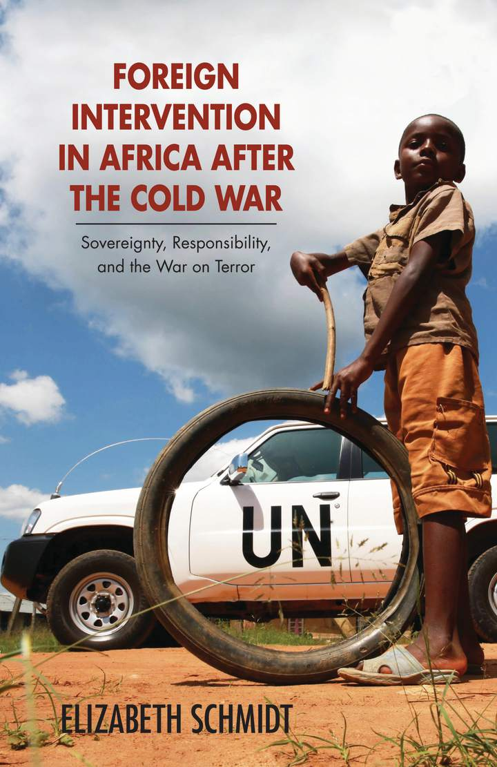 Cover of 'Foreign Intervention in Africa after the Cold War'