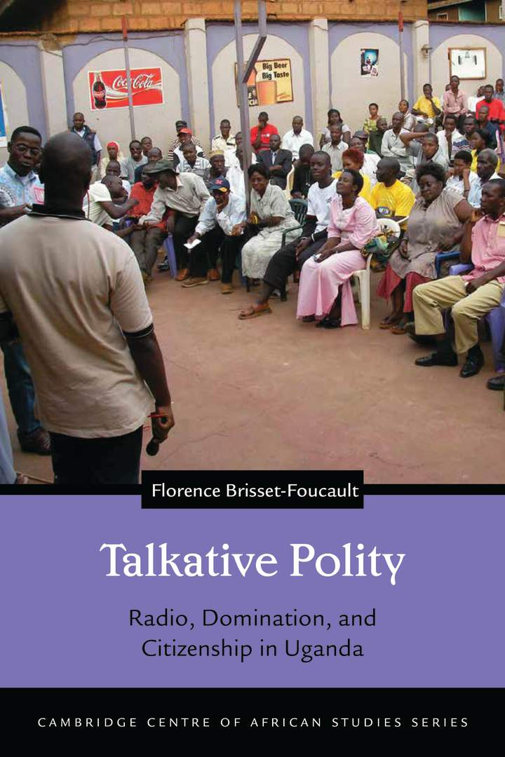Cover of 'Talkative Polity'