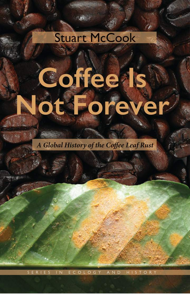 Cover of 'Coffee Is Not Forever'