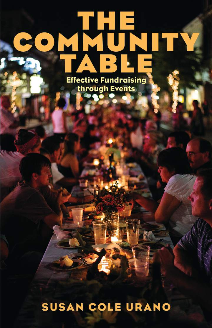 Cover of 'The Community Table'