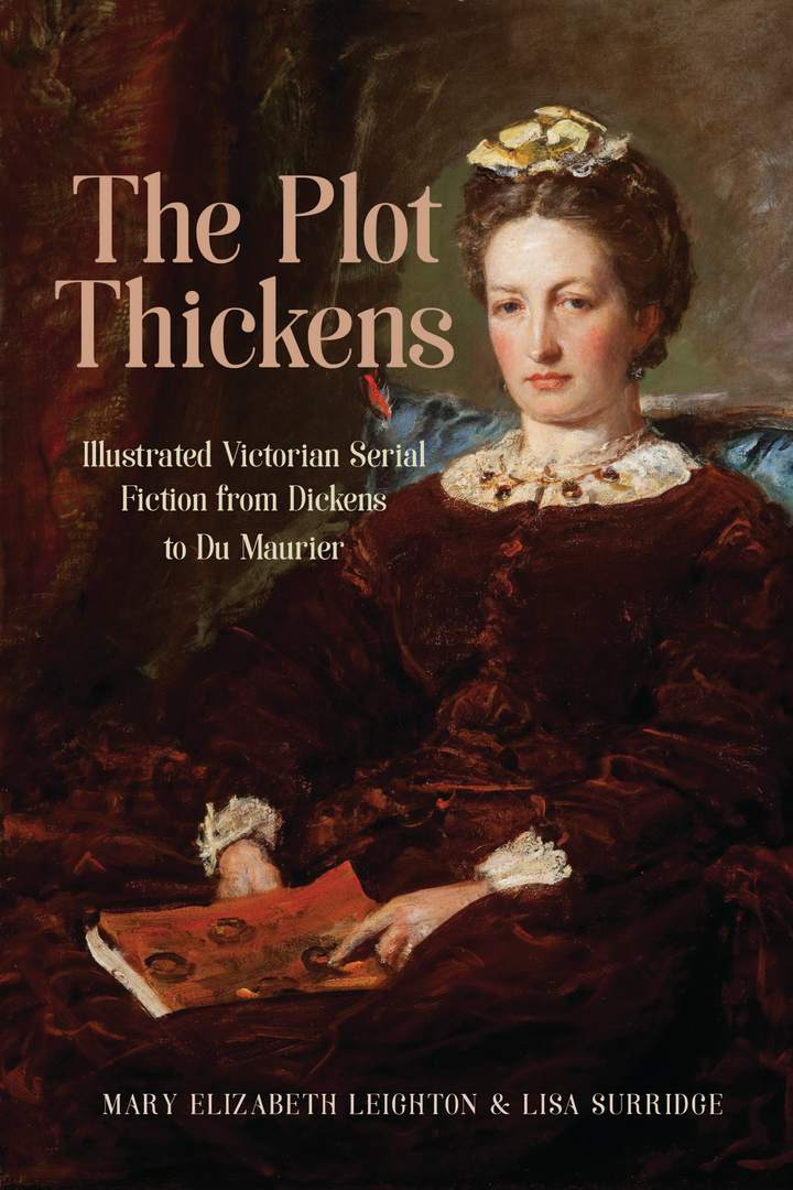 Cover of 'The Plot Thickens'
