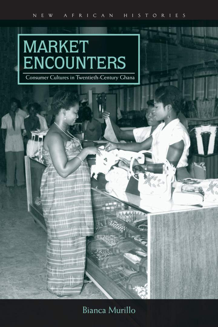 Cover of 'Market Encounters'