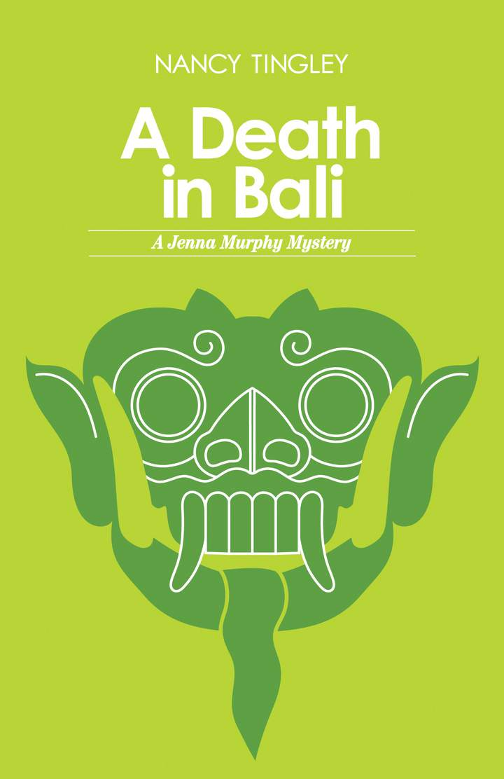 Cover of 'A Death in Bali'