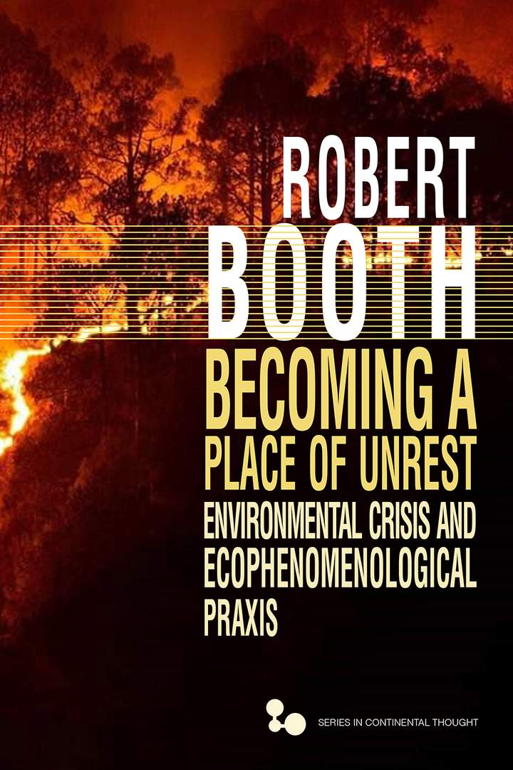 Cover of 'Becoming a Place of Unrest'