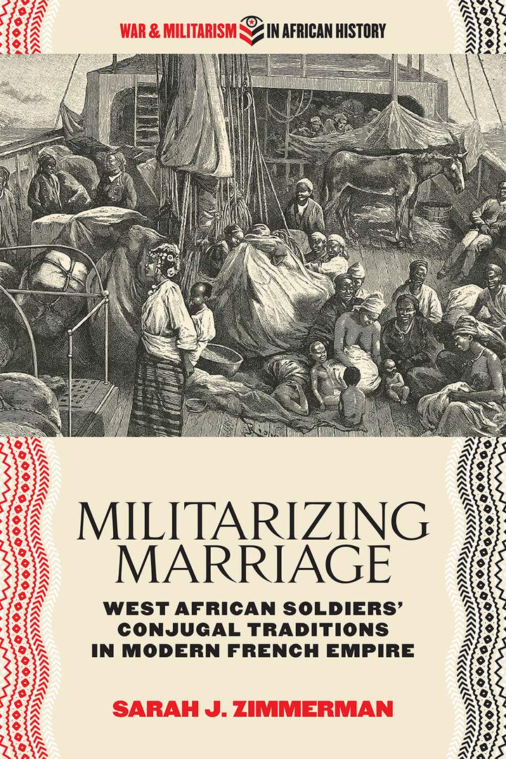 Cover of 'Militarizing Marriage'