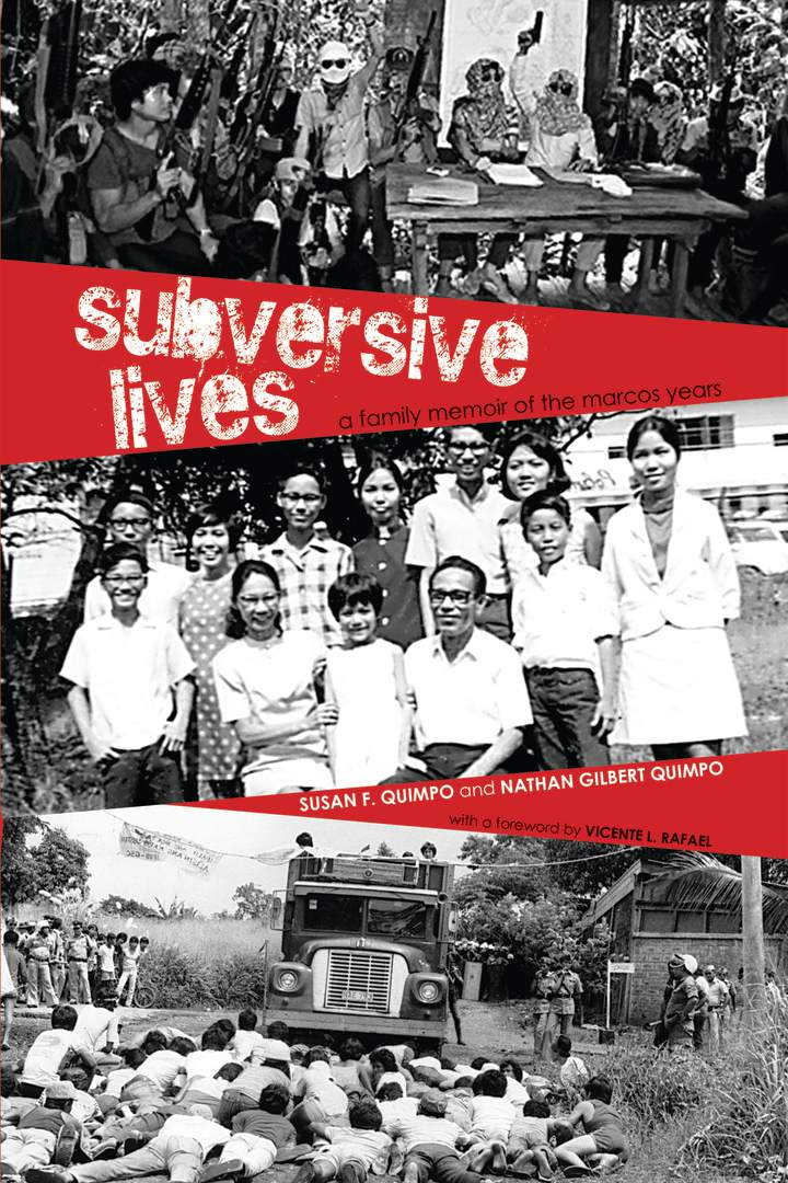 Cover of 'Subversive Lives'
