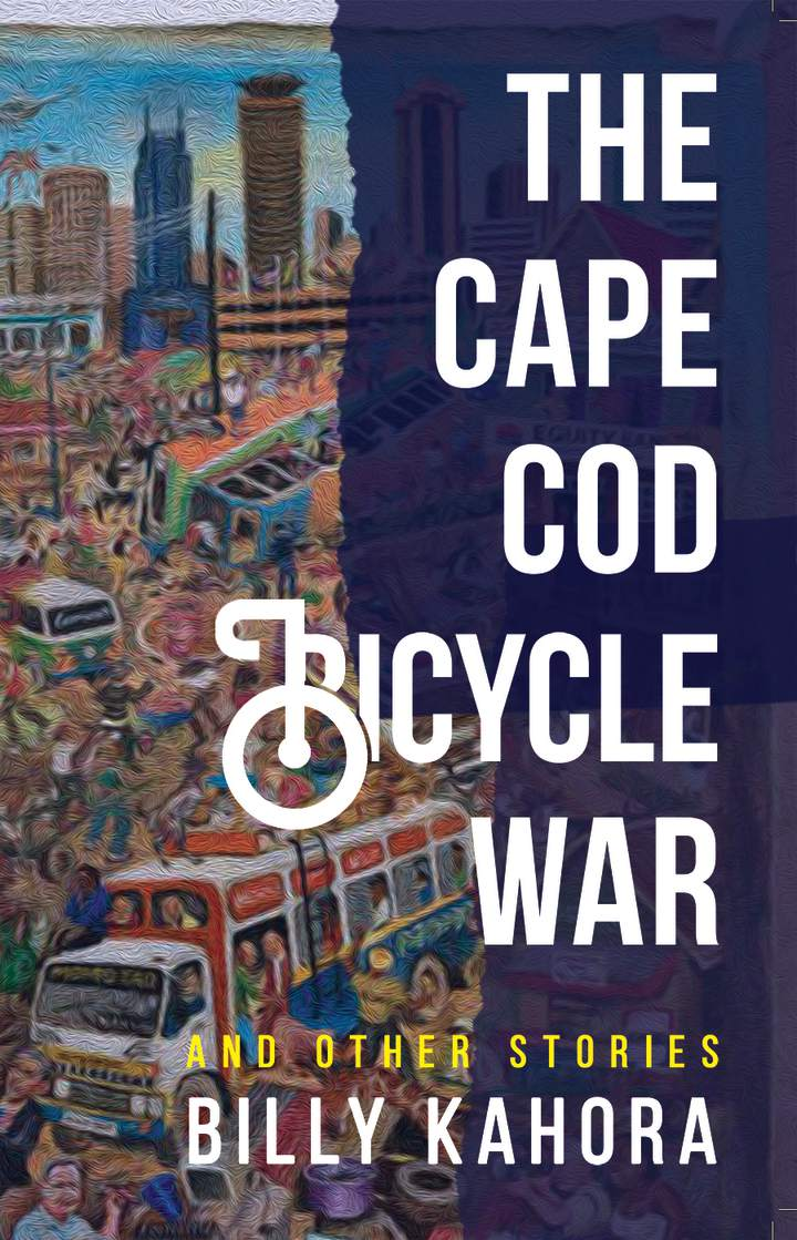 Cover of 'The Cape Cod Bicycle War'