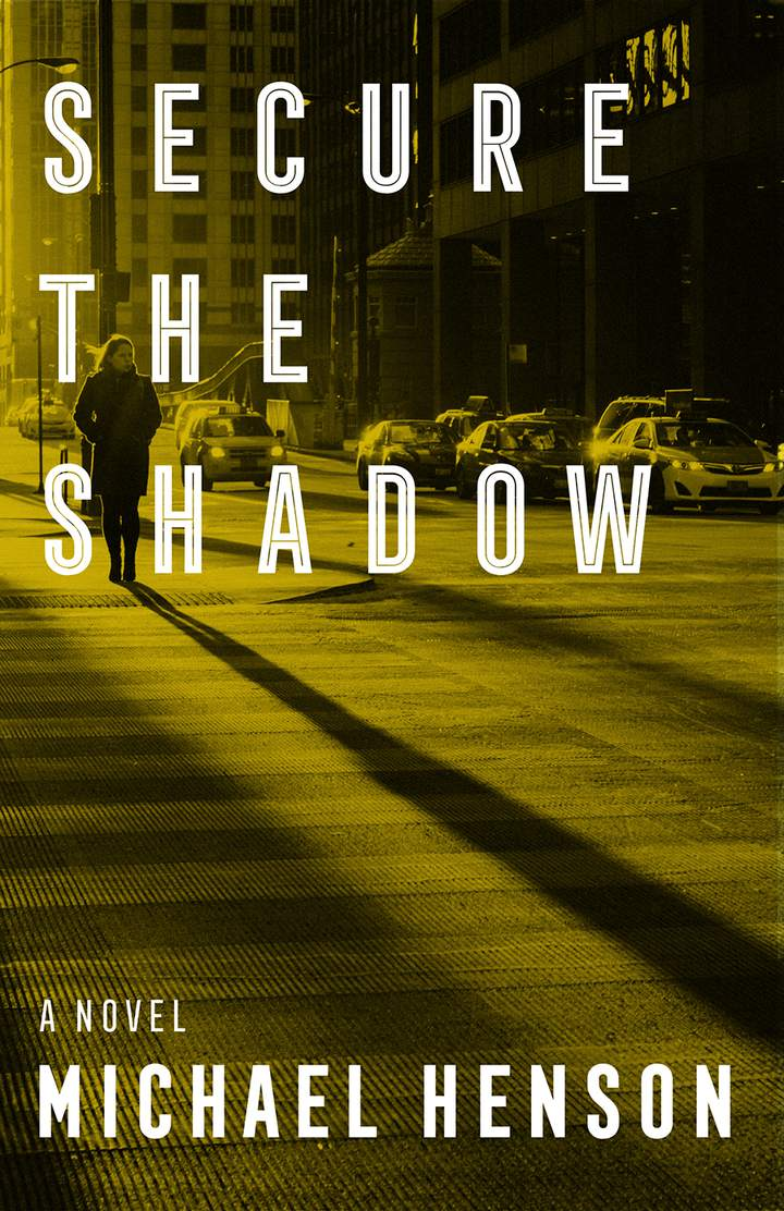 Cover of 'Secure the Shadow'