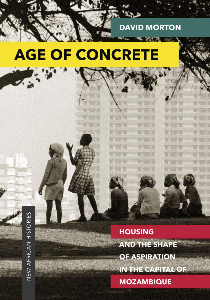 Cover of 'Age of Concrete'