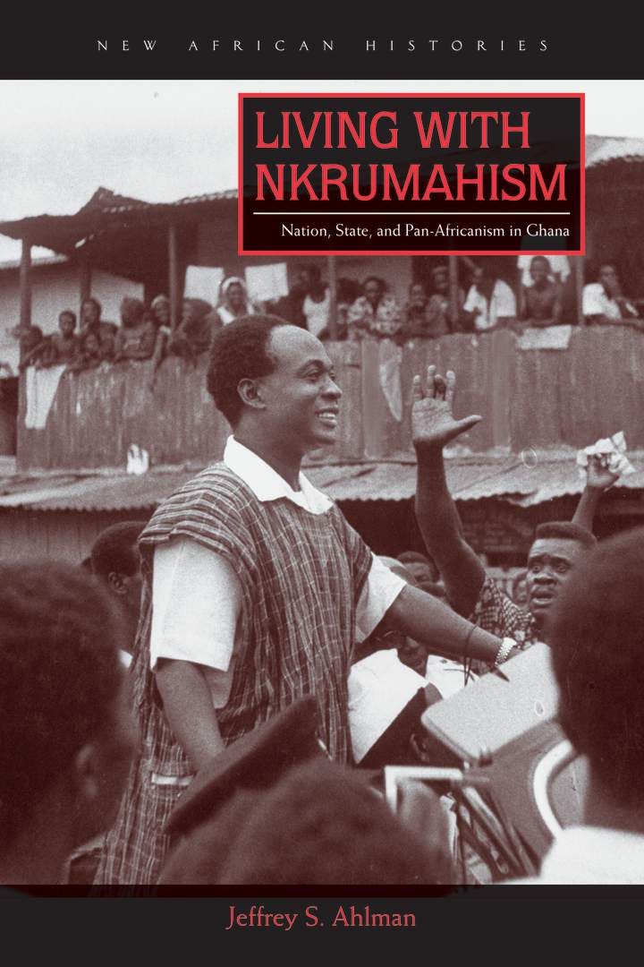 Cover of 'Living with Nkrumahism'