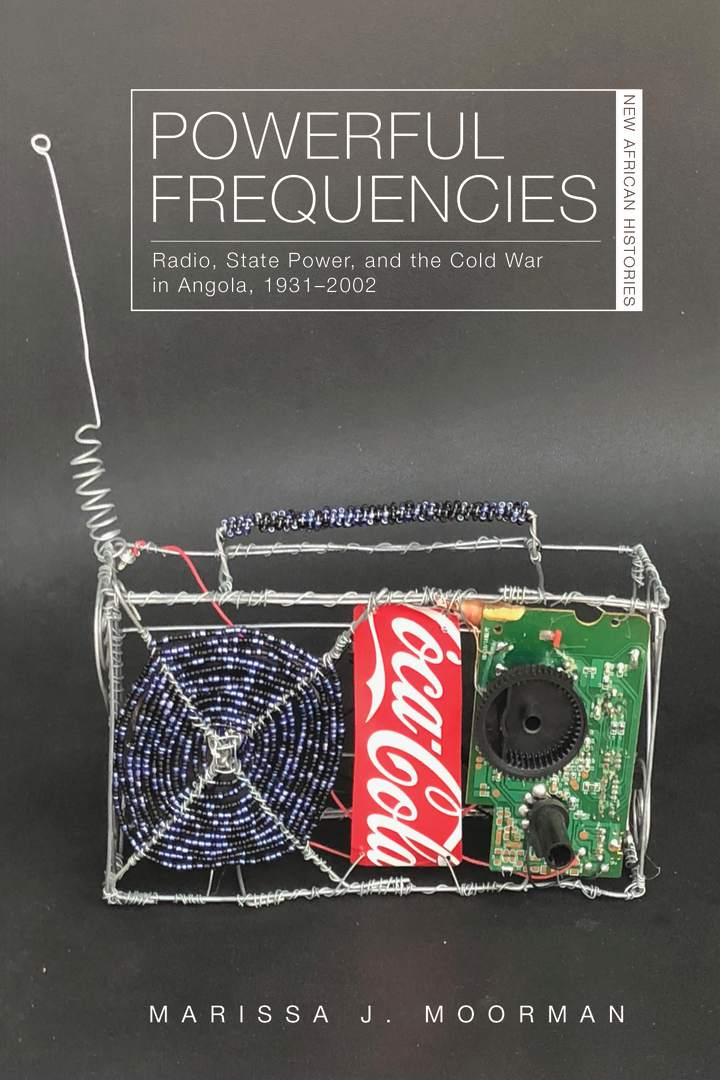 Cover of 'Powerful Frequencies'