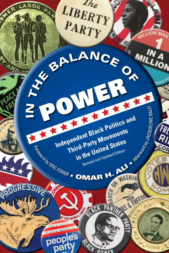 Cover of 'In the Balance of Power'