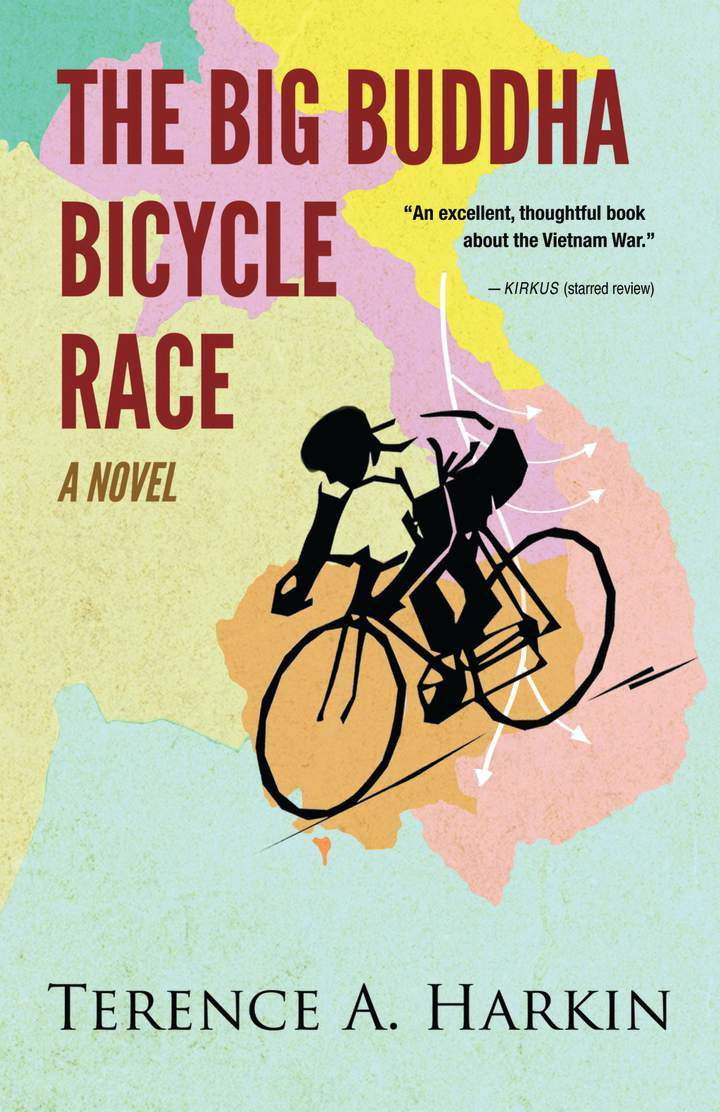 Cover of 'The Big Buddha Bicycle Race'