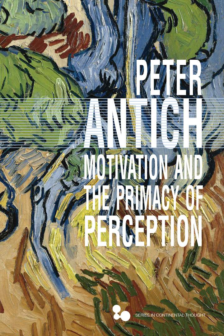 Motivation and the Primacy of Perception Book Cover