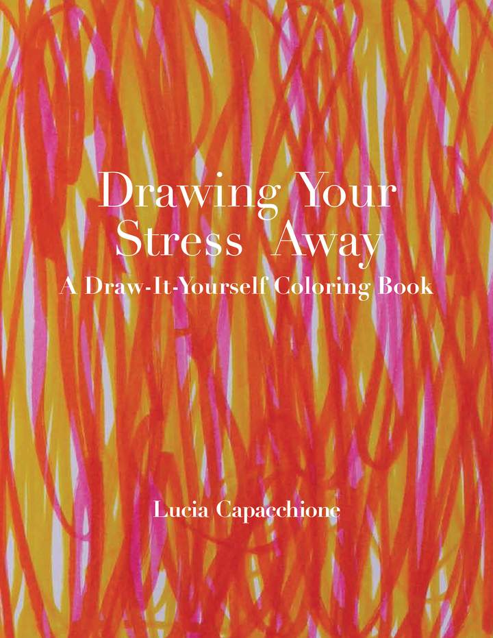 Cover of 'Drawing Your Stress Away'
