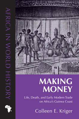 Cover of 'Making Money'