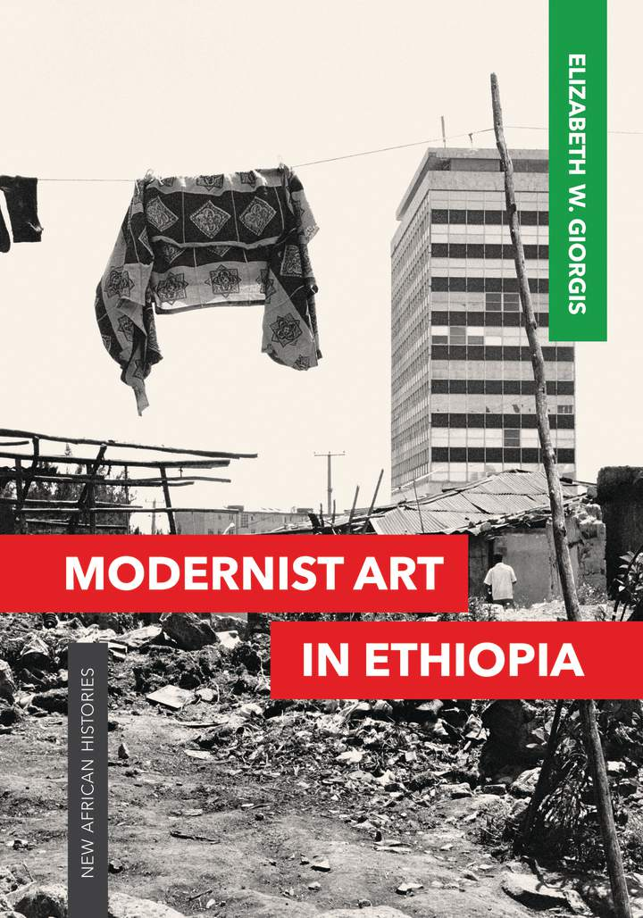 Cover of 'Modernist Art in Ethiopia'