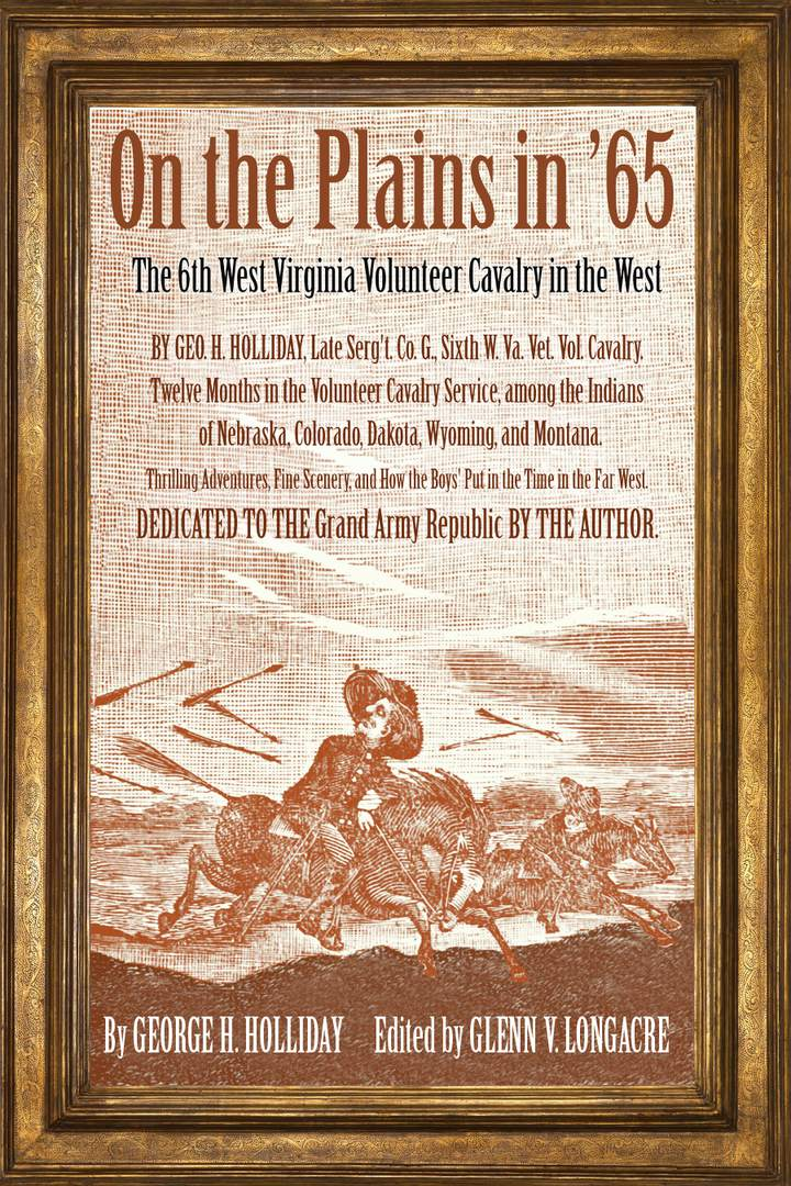 Cover of On the Plains in '65