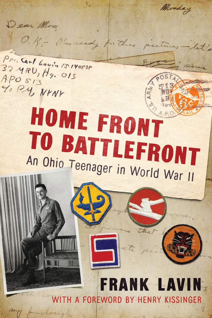 Cover of Home Front to Battlefront