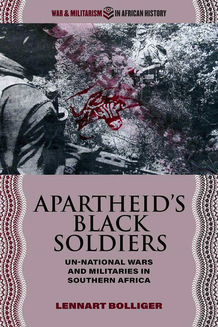 Cover of 'Apartheid's Black Soldiers'