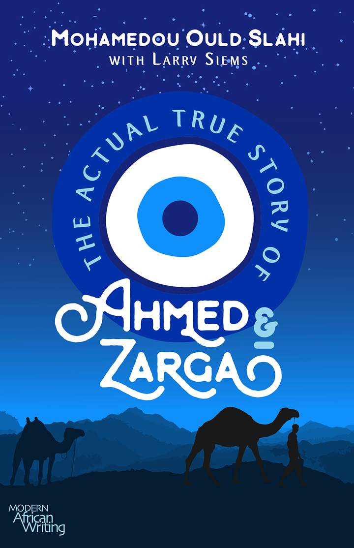 Cover of The Actual True Story of Ahmed and Zarga