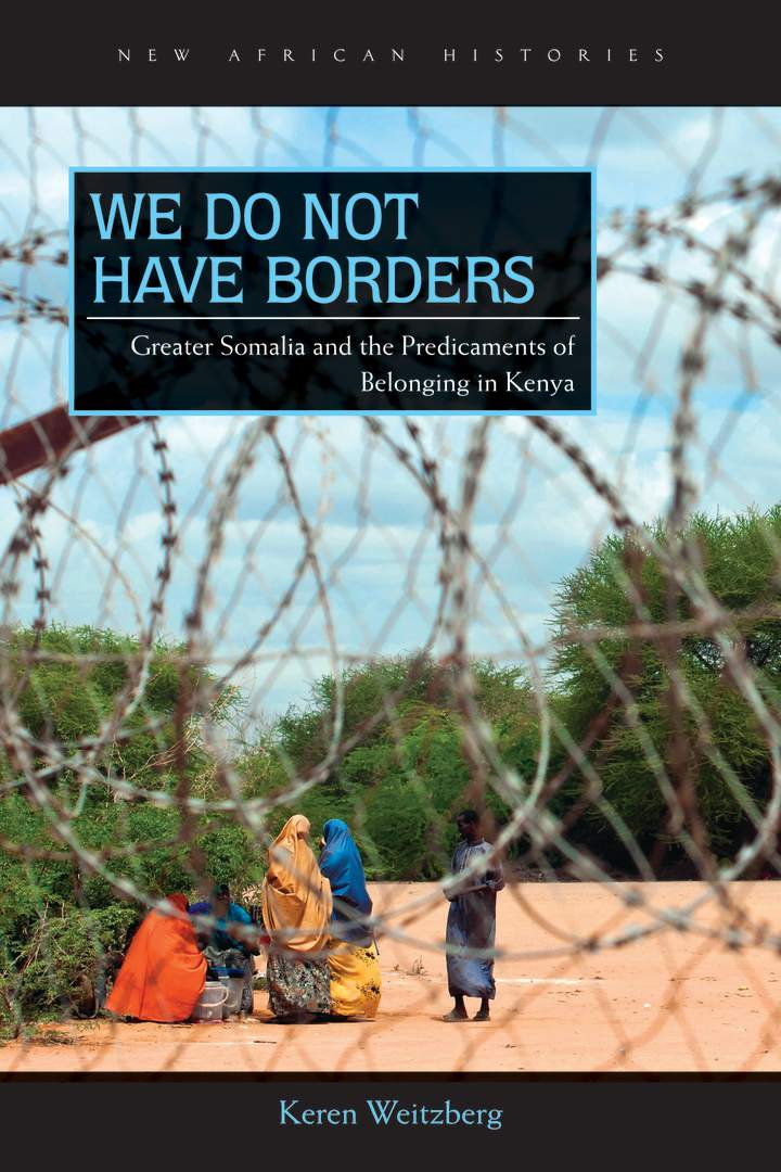 Cover of 'We Do Not Have Borders'