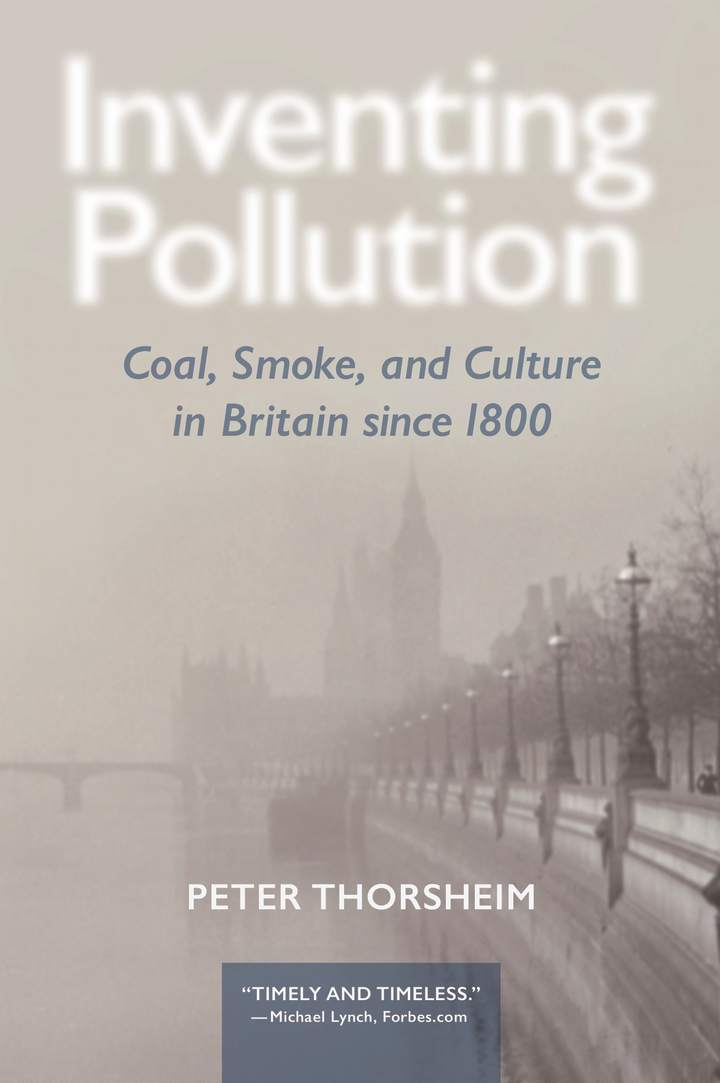 Cover of 'Inventing Pollution'