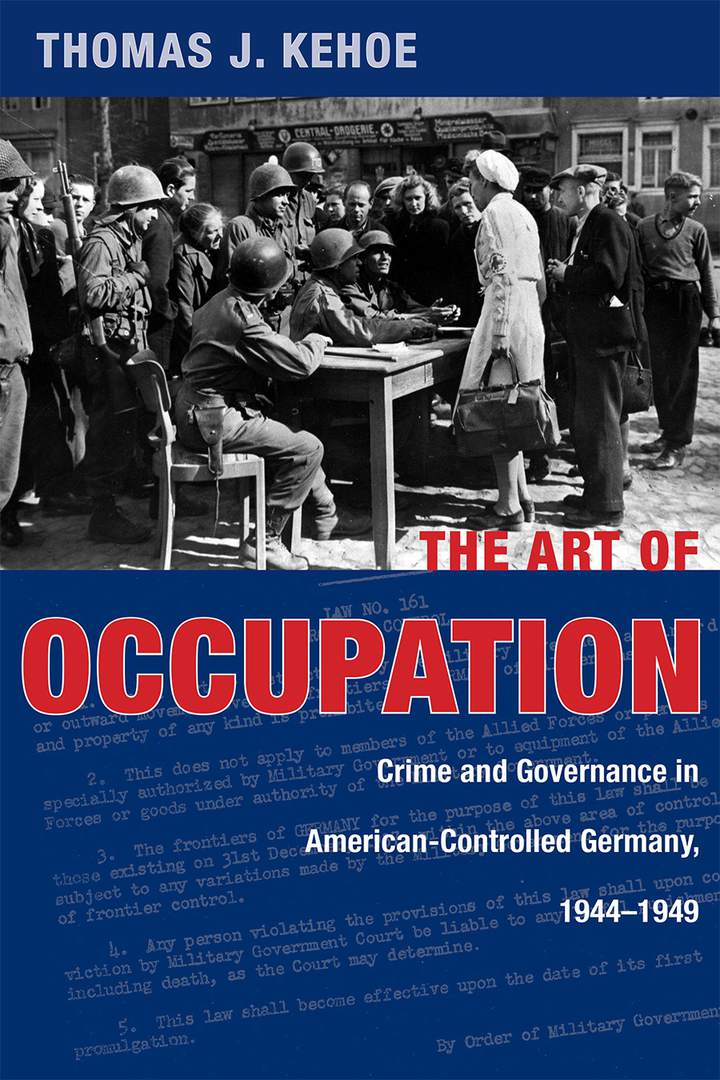 Cover of 'The Art of Occupation'