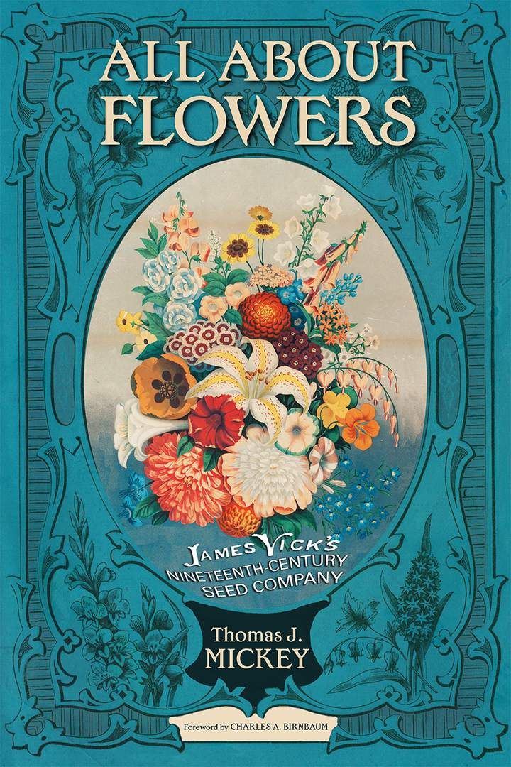 Cover of All about Flowers