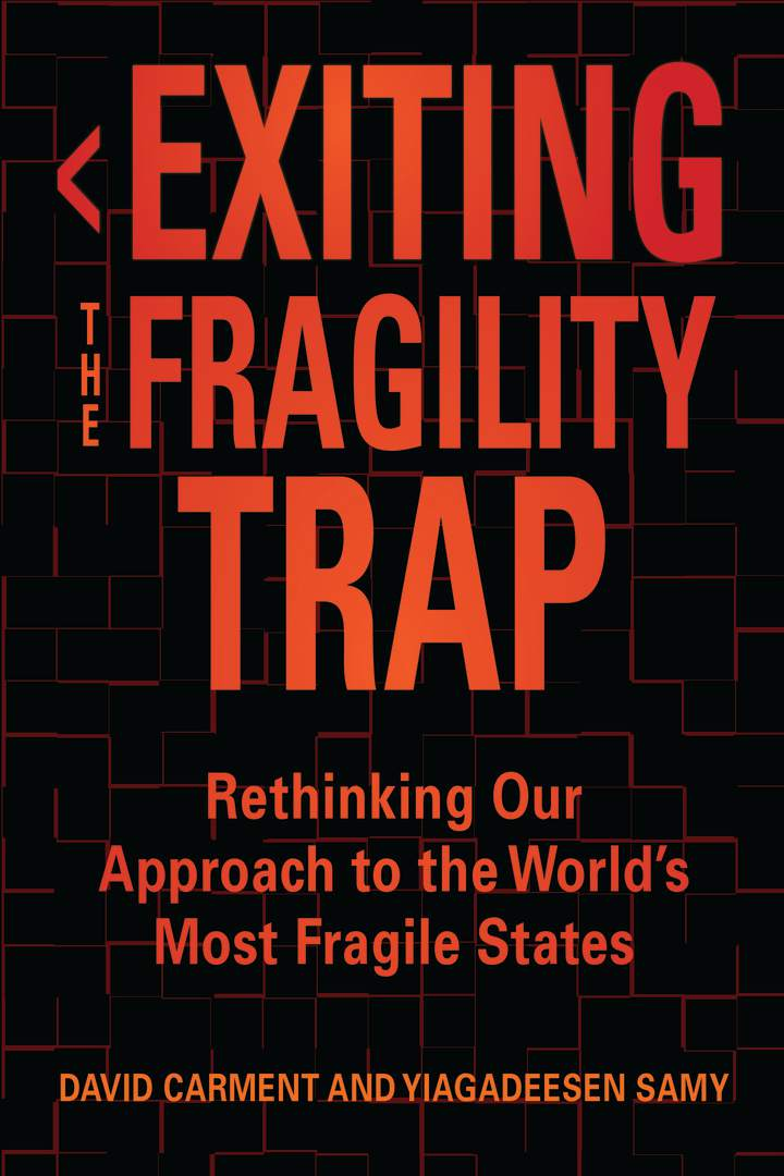 Cover of 'Exiting the Fragility Trap'