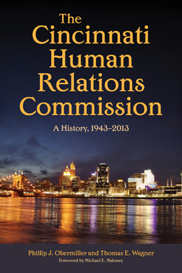 Cover of 'The Cincinnati Human Relations Commission'