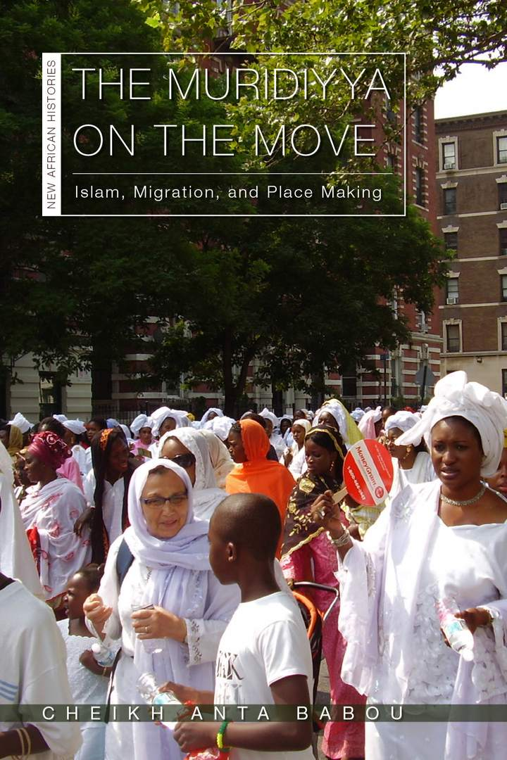 Cover of 'The Muridiyya on the Move'