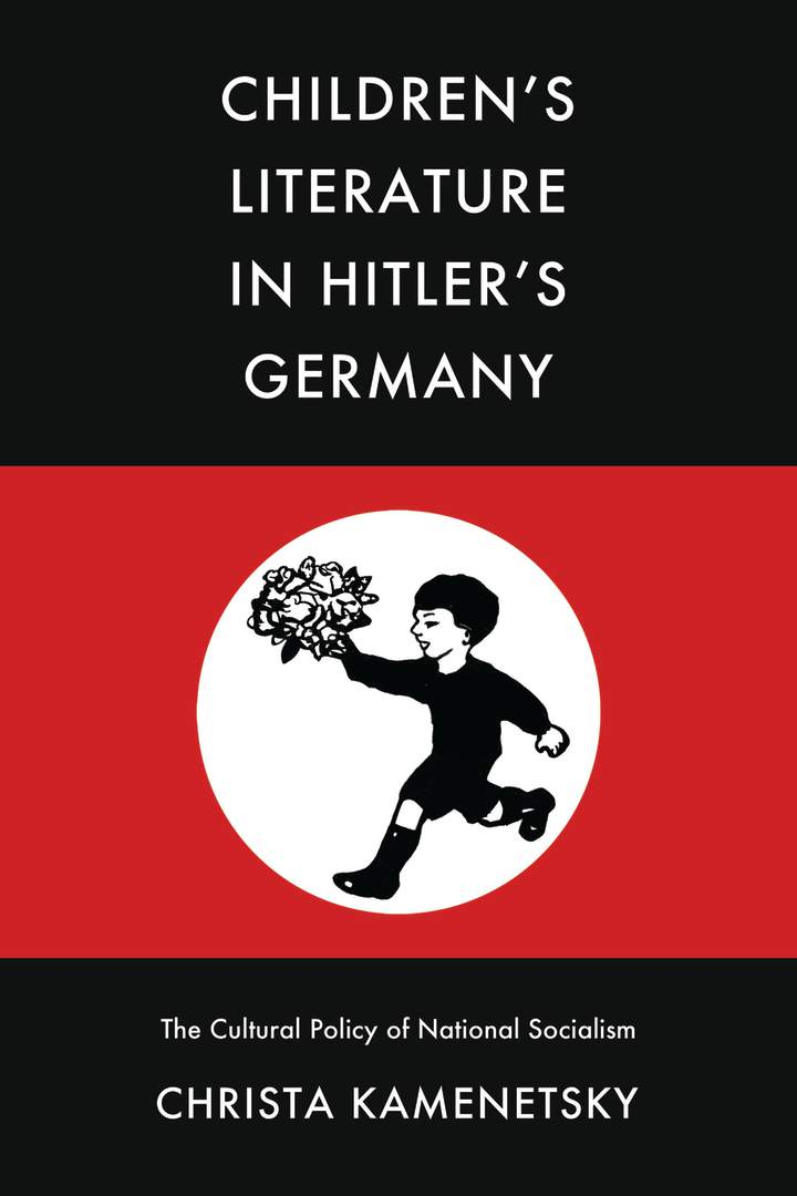 Cover of 'Children's Literature in Hitler's Germany'