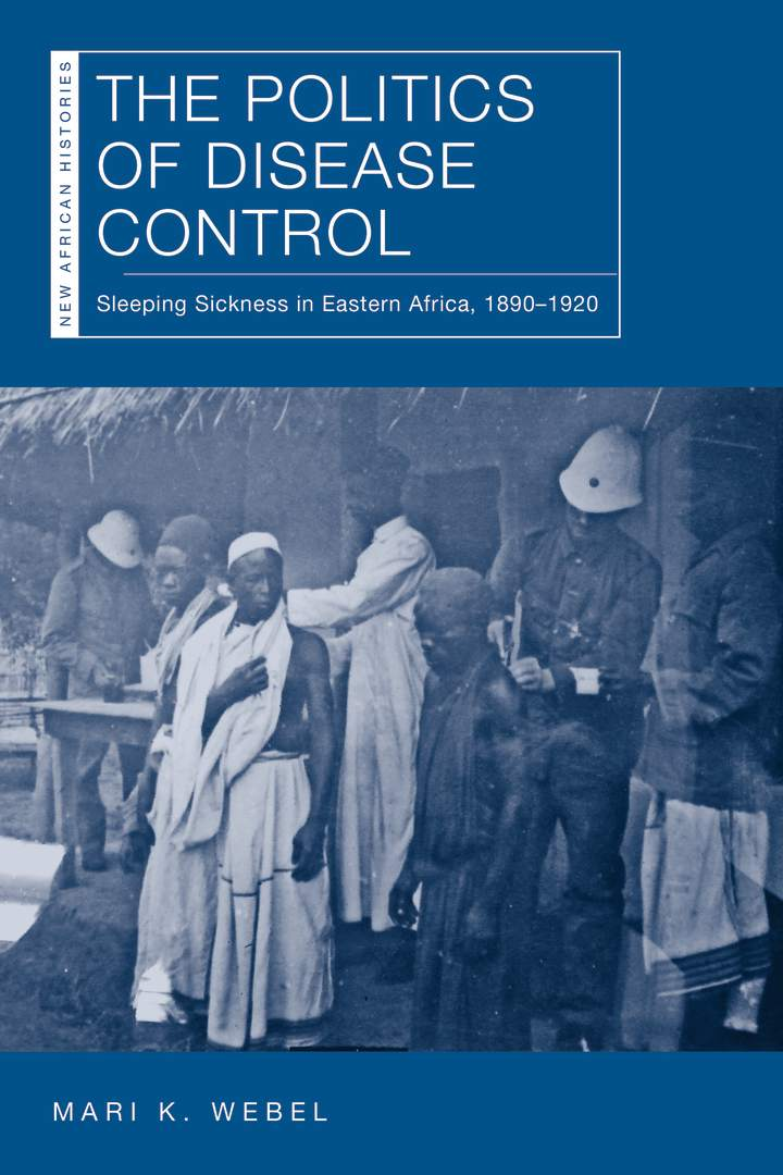 Cover of 'The Politics of Disease Control'